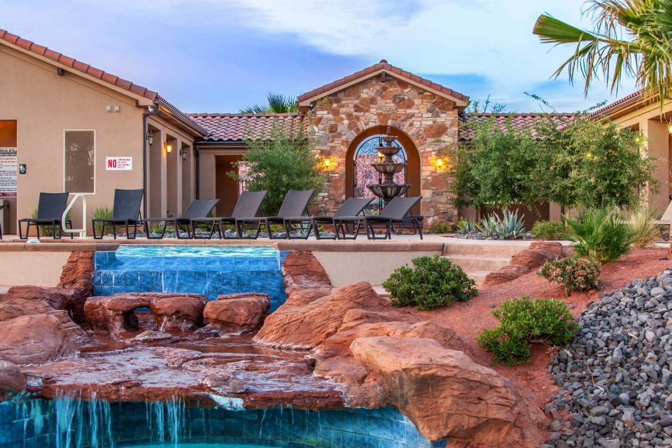 Mountain View Retreat: Paradise Village at Zion #39 - Santa Clara Vacation Rental - Photo 54