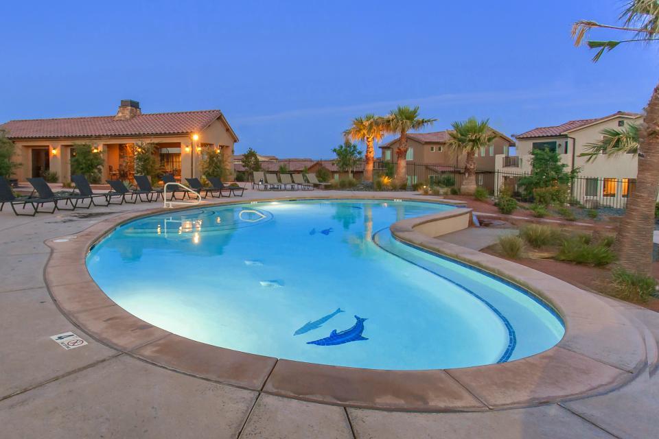 Mountain View Retreat: Paradise Village at Zion #39 - Santa Clara Vacation Rental - Photo 55