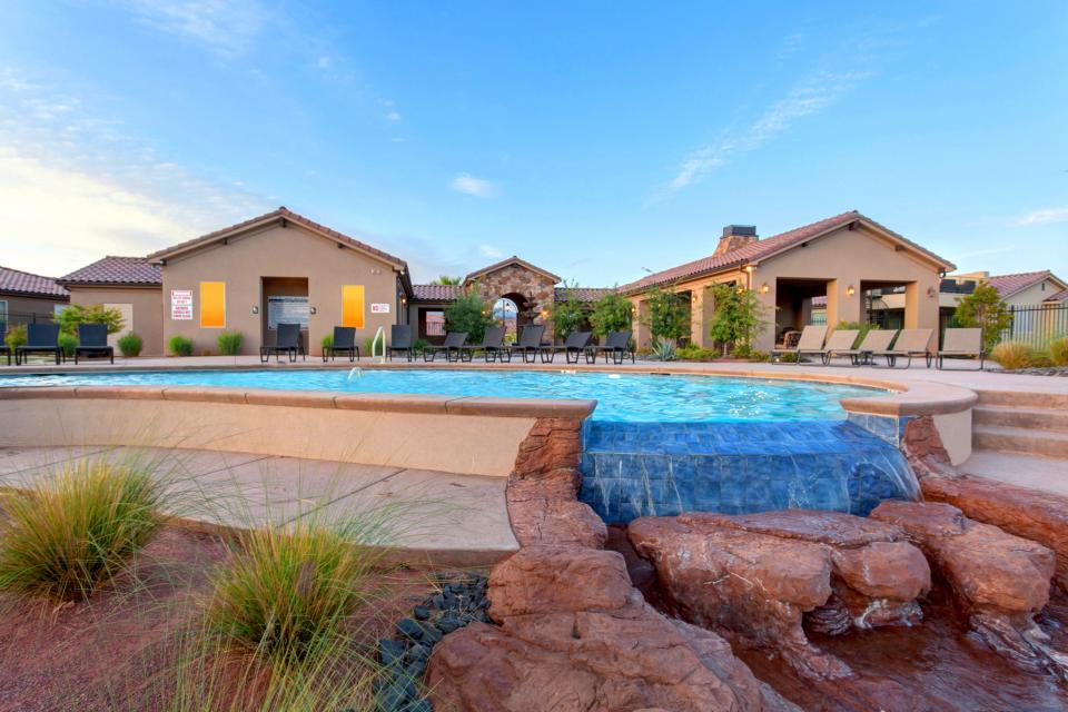 Mountain View Retreat: Paradise Village at Zion #39 - Santa Clara Vacation Rental - Photo 53