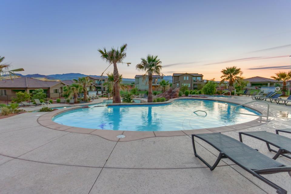 Mountain View Retreat: Paradise Village at Zion #39 - Santa Clara Vacation Rental - Photo 56
