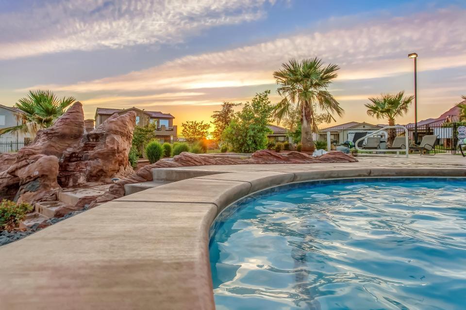 Mountain View Retreat: Paradise Village at Zion #39 - Santa Clara Vacation Rental - Photo 57