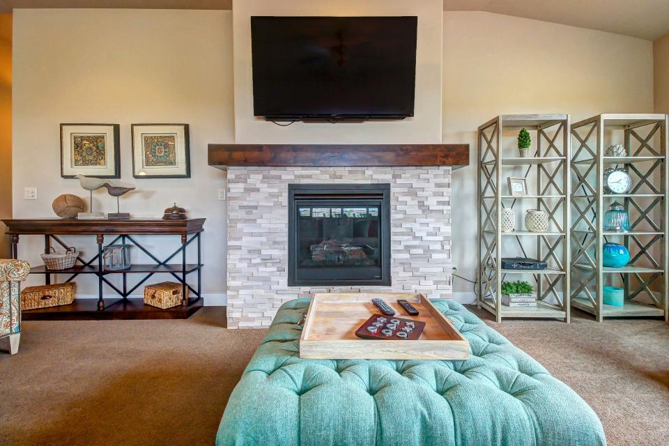 Mountain View Retreat: Paradise Village at Zion #39 - Santa Clara Vacation Rental - Photo 9