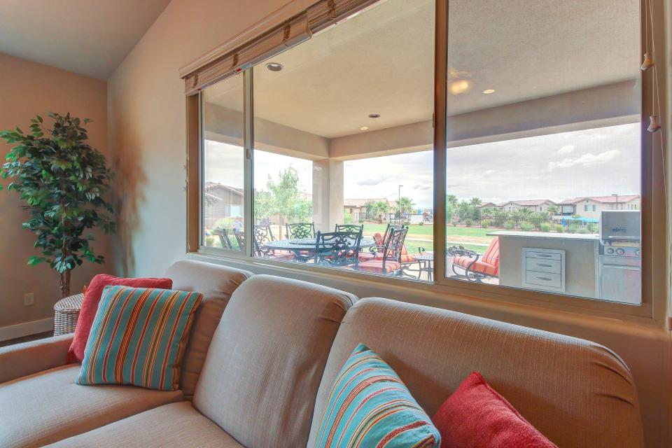 Mountain View Retreat: Paradise Village at Zion #39 - Santa Clara Vacation Rental - Photo 12