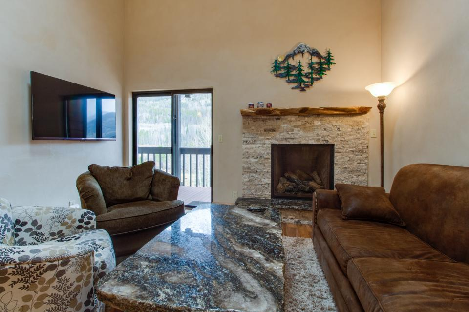 2 bedroom loft. Mountain Side 2 Bedroom with Loft  Frisco Vacation Rental Photo BD in