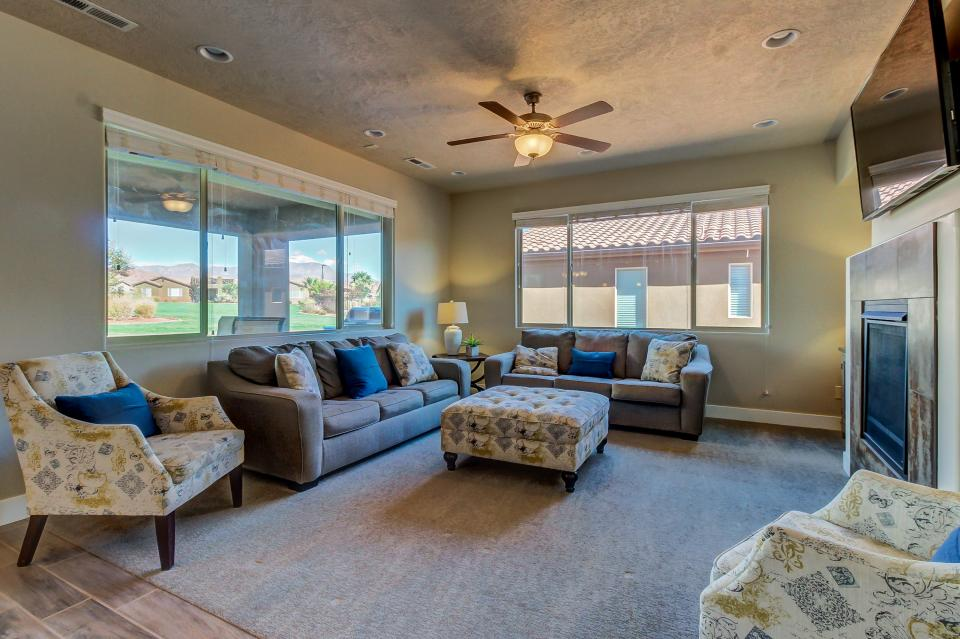 Wide Open Spaces:  Paradise Village #36 - Santa Clara Vacation Rental - Photo 33