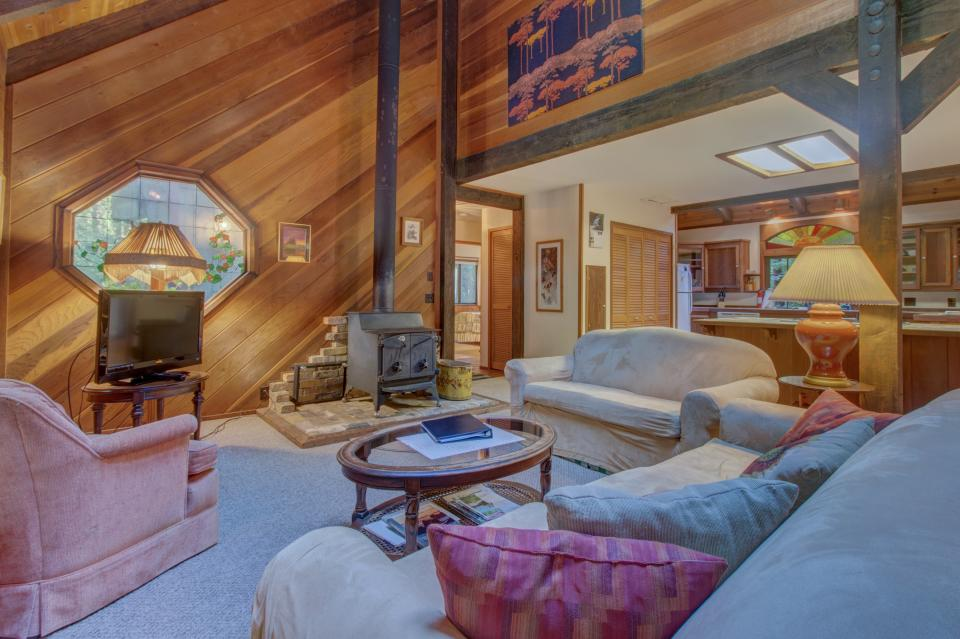 Fairy Ring Cottage - Mendocino Vacation Rental - Photo 23