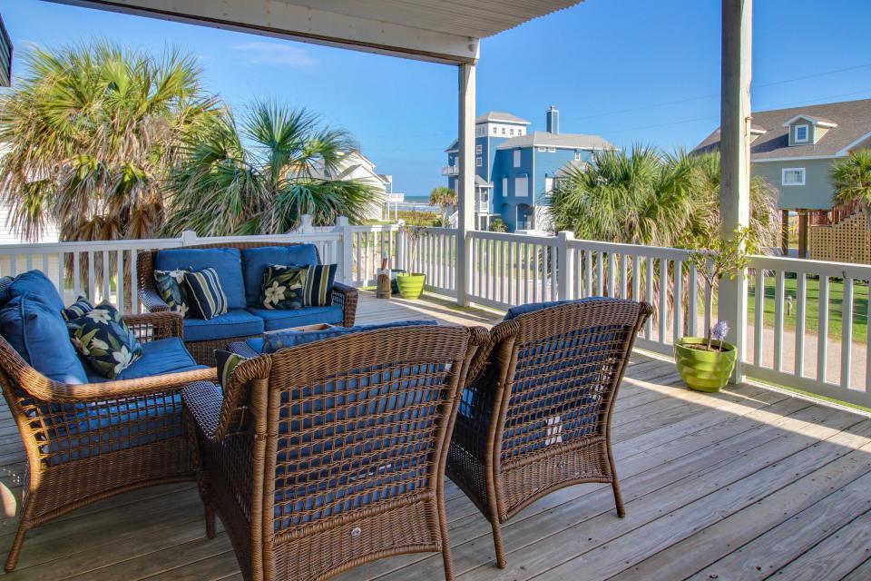 Don't Worry, Be Happy  - Galveston Vacation Rental - Photo 30