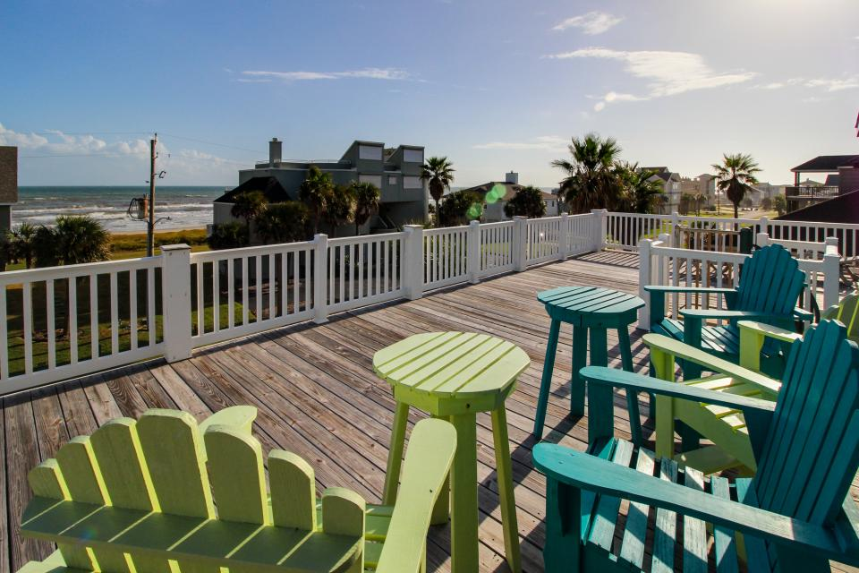 Don't Worry, Be Happy  - Galveston Vacation Rental - Photo 31