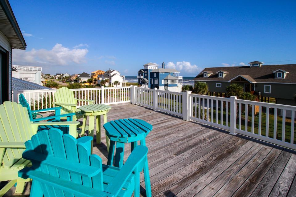 Don't Worry, Be Happy  - Galveston Vacation Rental - Photo 3