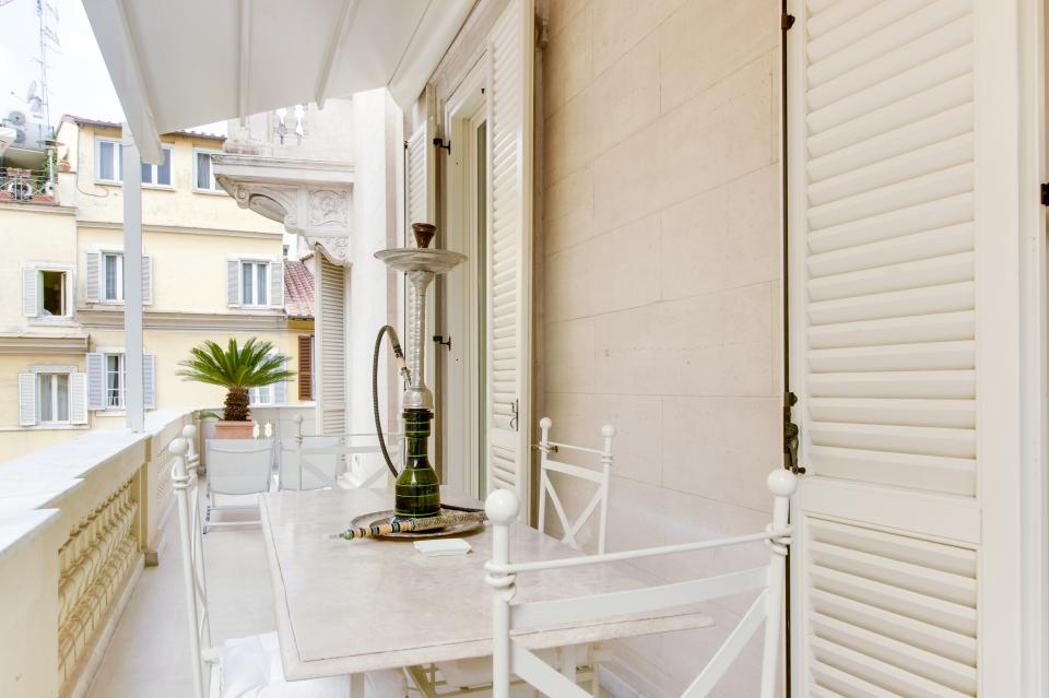 Spanish Steps Luxury Terrace Apartment - Rome Vacation Rental - Photo 23