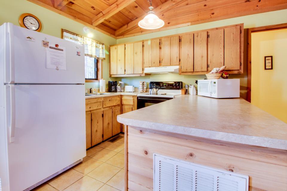... Birch Tree Cabin   Ellijay Vacation Rental   Photo 11 ...