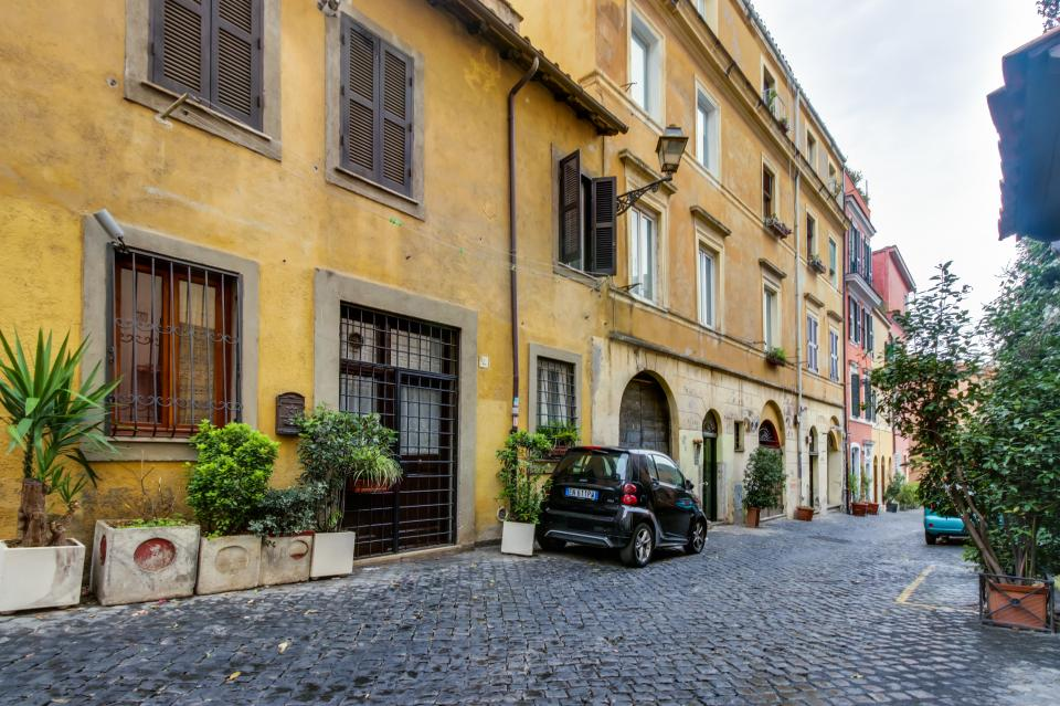 Trastevere View Apartment - Rome Vacation Rental - Photo 23