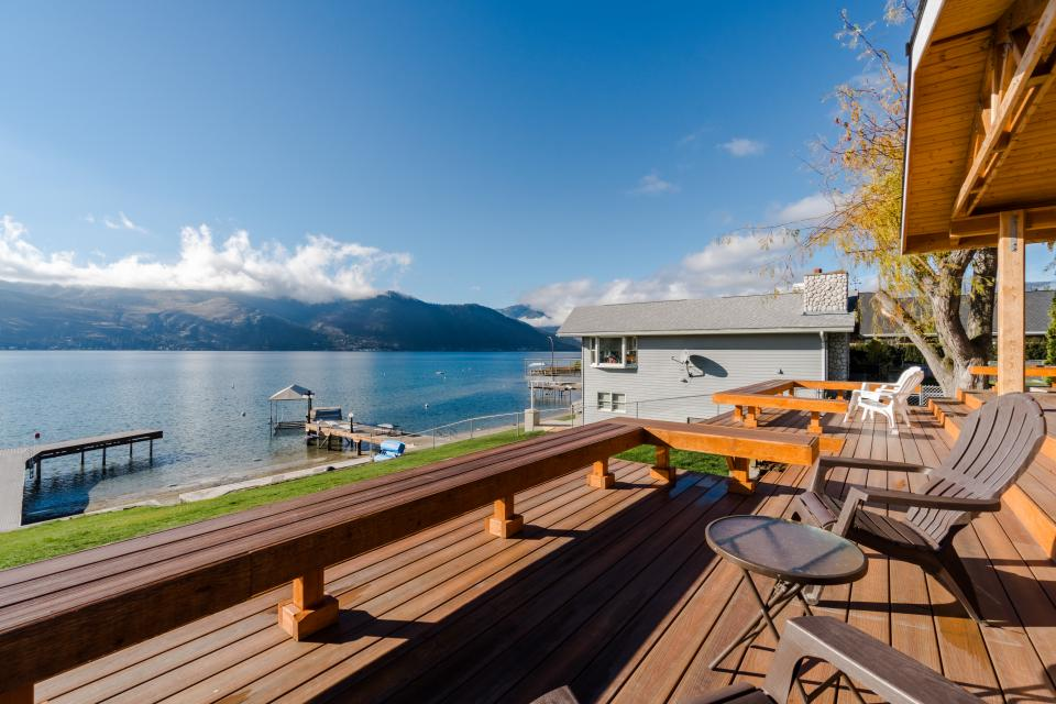 Water's Edge - Chelan Vacation Rental