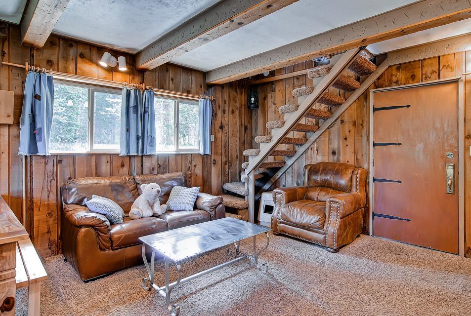 Moose creek getaway 3 bd vacation rental in brighton ut for Brighton utah cabin rentals