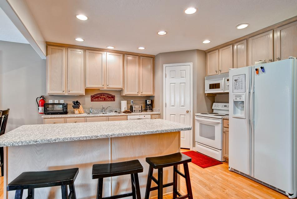 Oaks at Wasatch #7 - Cottonwood Heights Vacation Rental - Photo 6