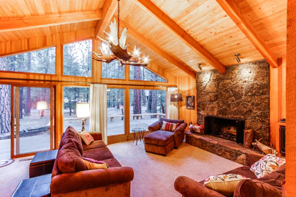 Buckbrush Cabin (SM 93) - Black Butte Ranch Vacation Rental - Photo 7