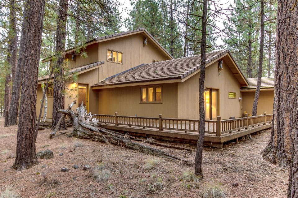 Buckbrush Cabin (SM 93) - Black Butte Ranch Vacation Rental - Photo 26