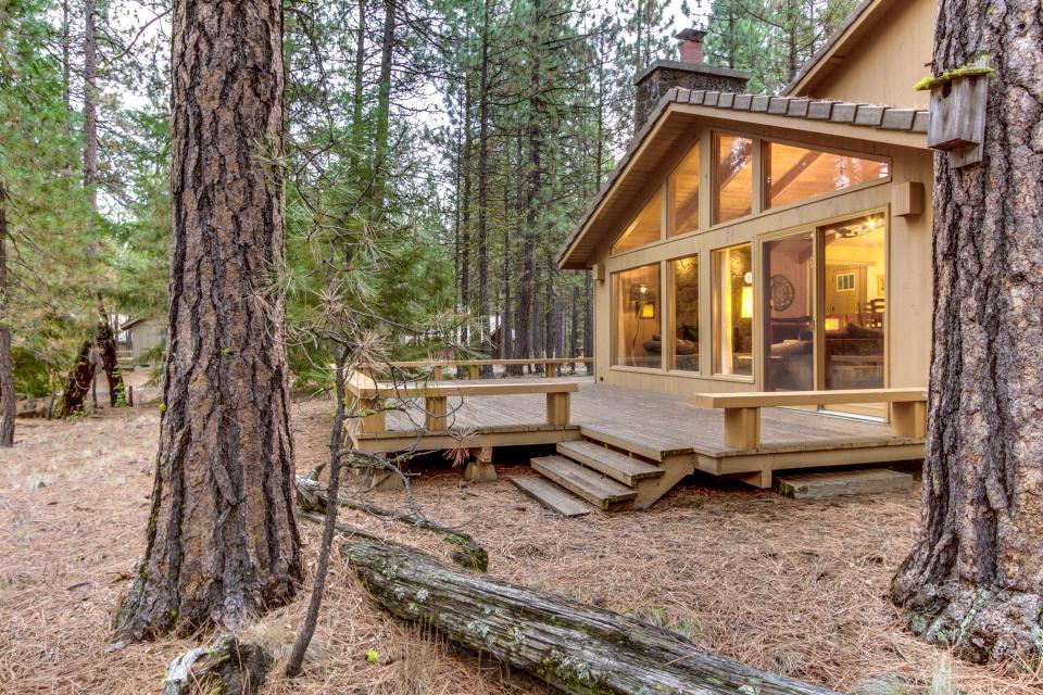 Buckbrush Cabin (SM 93) - Black Butte Ranch Vacation Rental - Photo 25