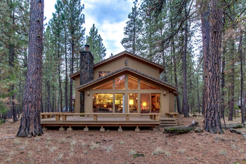 Buckbrush Cabin (SM 93) - Black Butte Ranch Vacation Rental - Photo 2