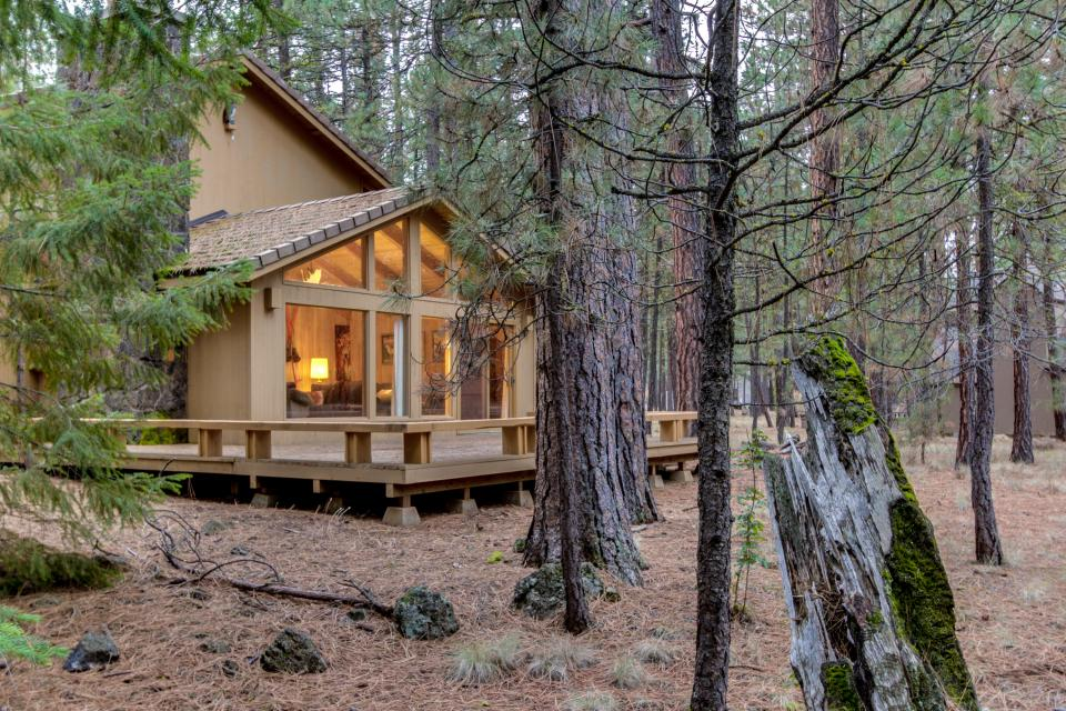 Buckbrush Cabin (SM 93) - Black Butte Ranch Vacation Rental - Photo 28