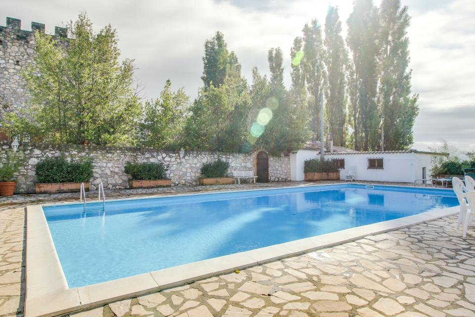 Todi Luxury Villa  - Todi Vacation Rental - Photo 9