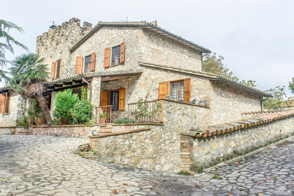Todi Luxury Villa  - Todi Vacation Rental - Photo 38
