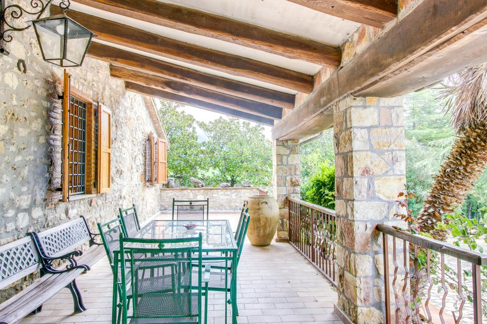 Todi Luxury Villa  - Todi Vacation Rental - Photo 35