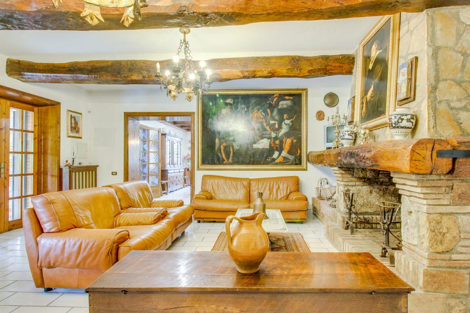 Todi Luxury Villa  - Todi Vacation Rental - Photo 13