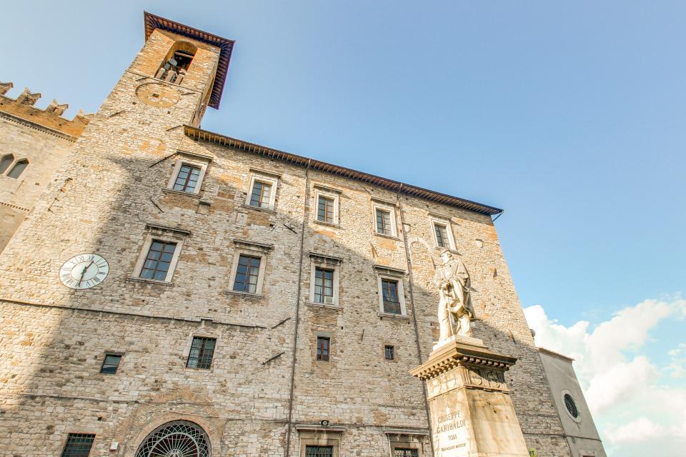 Todi Luxury Villa  - Todi Vacation Rental - Photo 45