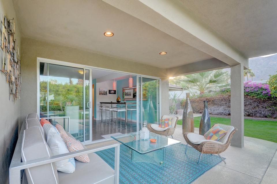 Retro Hip Desert Escape - Palm Springs Vacation Rental - Photo 35