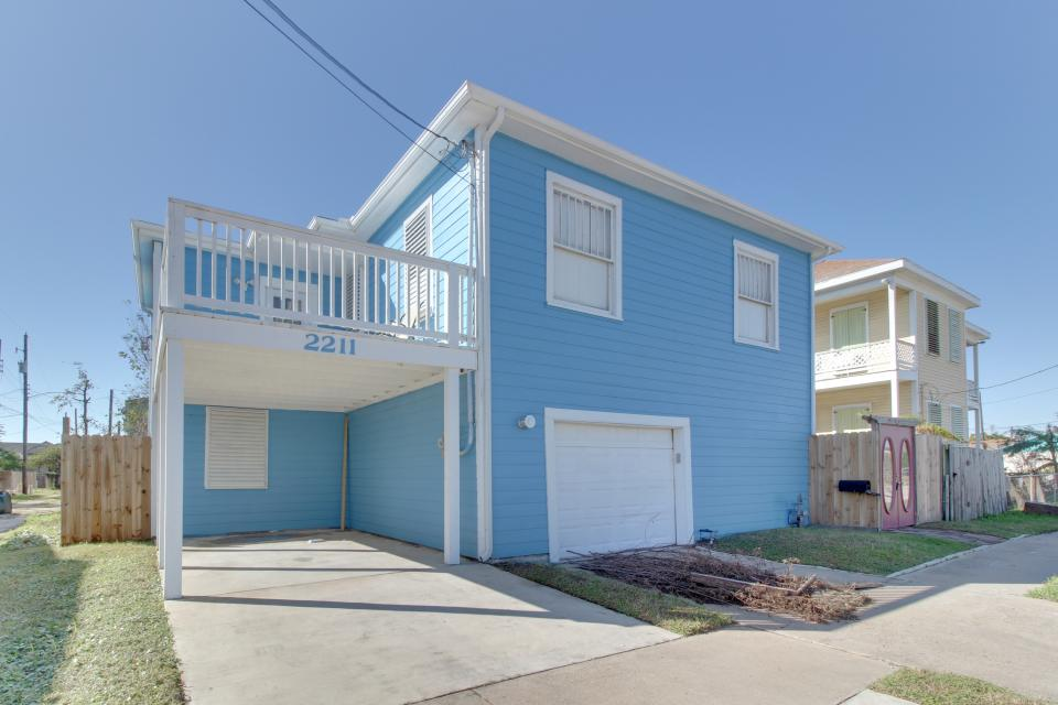SEA-Renity - Galveston Vacation Rental - Photo 1