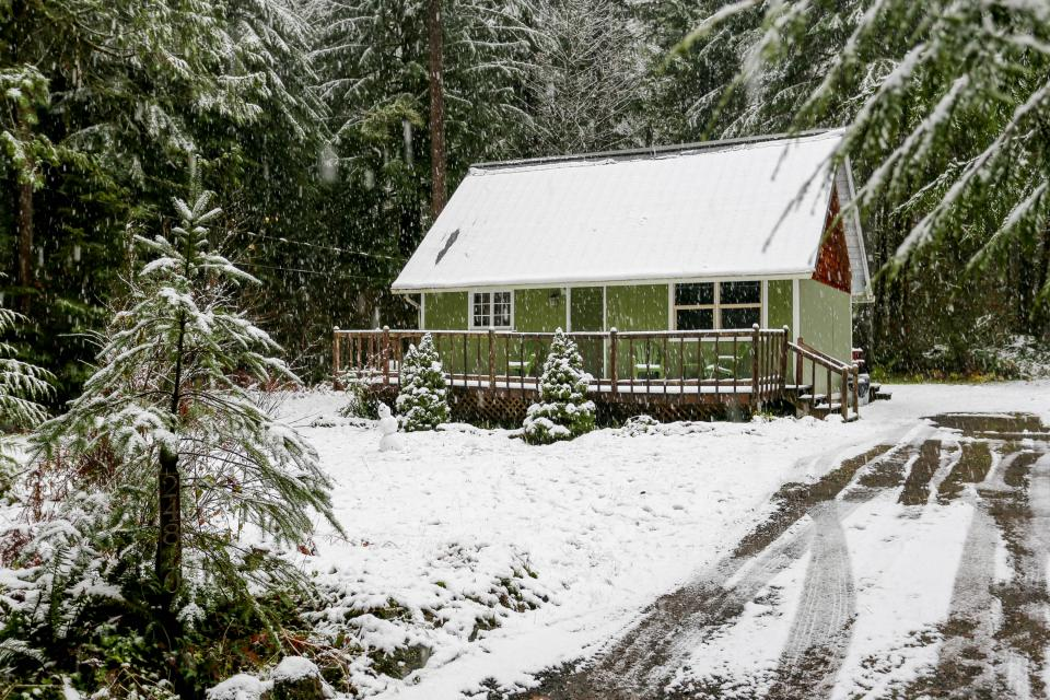 Mount Hood Cabin - Rhododendron Vacation Rental - Photo 1