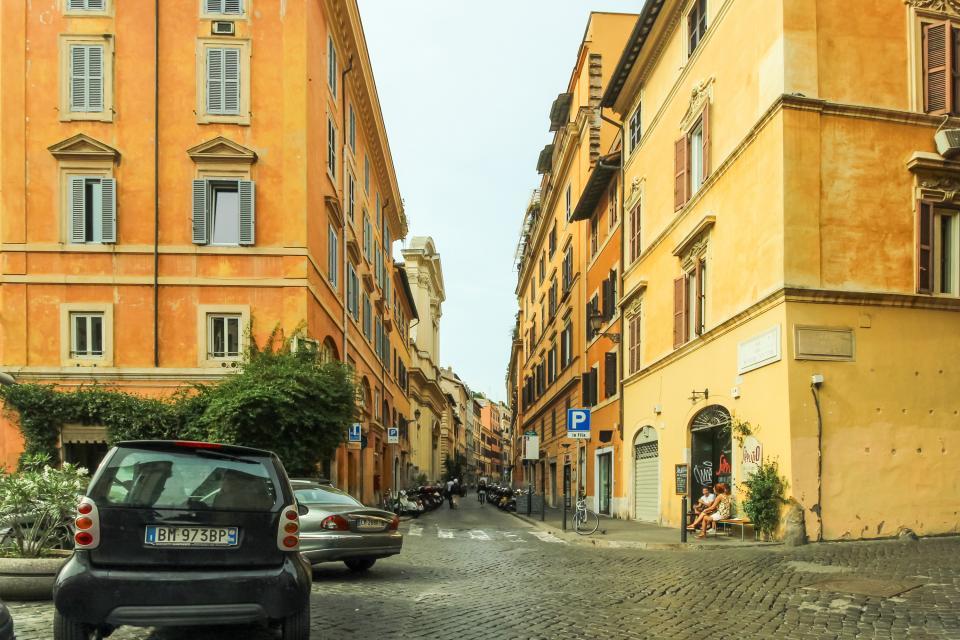 Navona Art Studio Apartment - Rome Vacation Rental - Photo 22