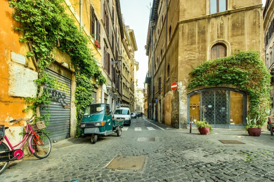 Navona Art Studio Apartment - Rome Vacation Rental - Photo 10