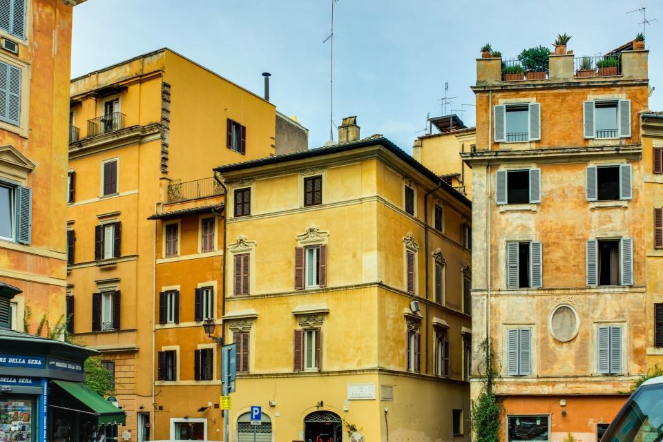 Navona Art Studio Apartment - Rome Vacation Rental - Photo 11