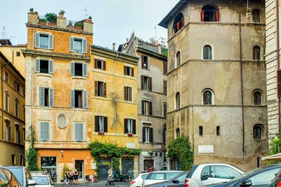 Navona Art Studio Apartment - Rome Vacation Rental - Photo 14