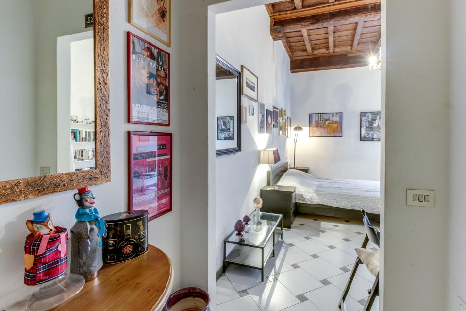 Navona Art Studio Apartment - Rome Vacation Rental - Photo 4