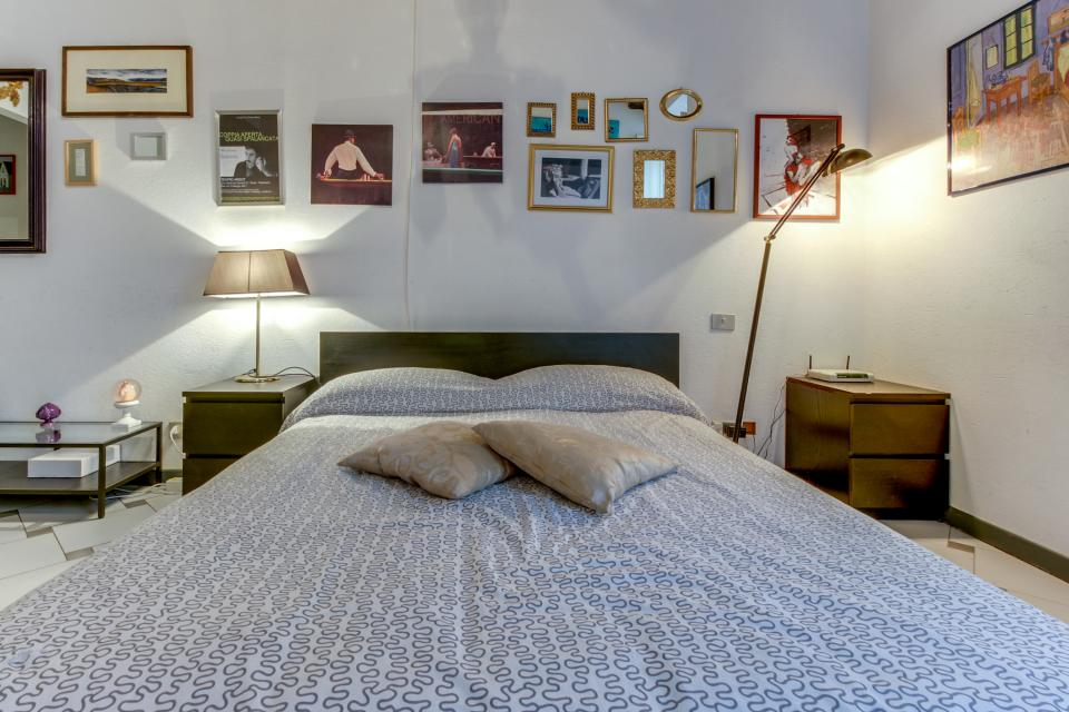 Navona Art Studio Apartment - Rome Vacation Rental - Photo 16