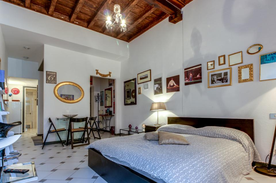 Navona Art Studio Apartment - Rome Vacation Rental - Photo 1