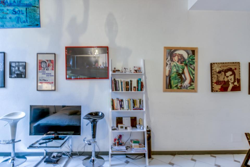 Navona Art Studio Apartment - Rome Vacation Rental - Photo 18