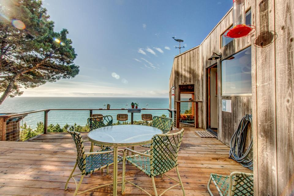 The Crows Nest - Sea Ranch Vacation Rental - Photo 7