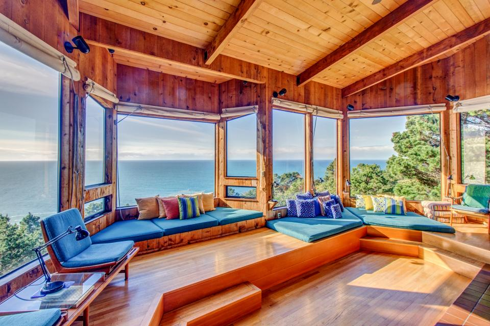 The Crows Nest - Sea Ranch Vacation Rental - Photo 1