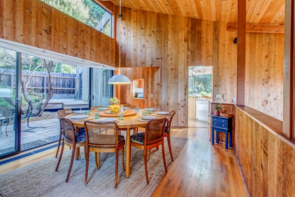The Crows Nest - Sea Ranch Vacation Rental - Photo 16