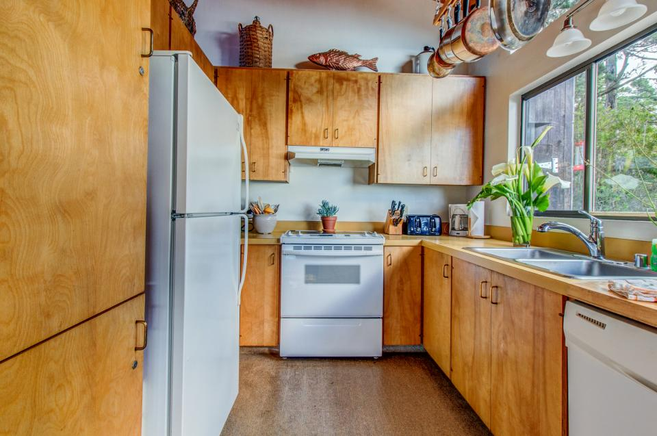 The Crows Nest - Sea Ranch Vacation Rental - Photo 19