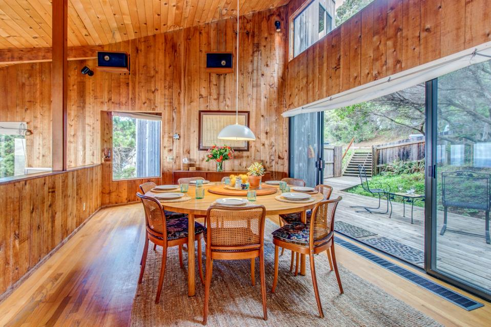 The Crows Nest - Sea Ranch Vacation Rental - Photo 17