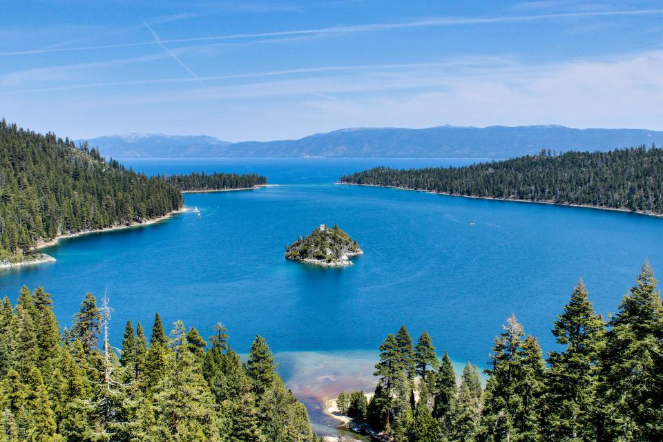 Spruce Grove Steamer Tahoe Cabin Condo - South Lake Tahoe Vacation Rental - Photo 31