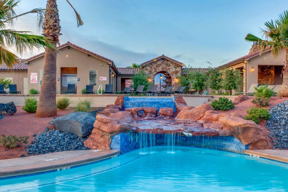 Lily Pad Place: Paradise Village #40 - Santa Clara Vacation Rental - Photo 52