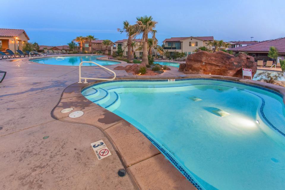 Lily Pad Place: Paradise Village #40 - Santa Clara Vacation Rental - Photo 63