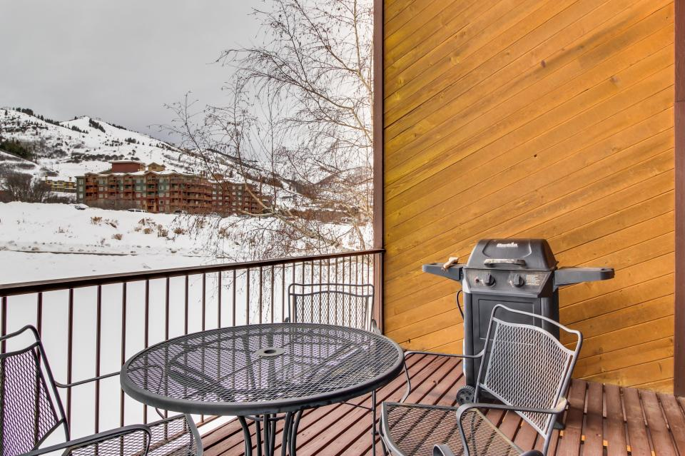 Red Pine Canyons View Condo - Park City Vacation Rental - Photo 35