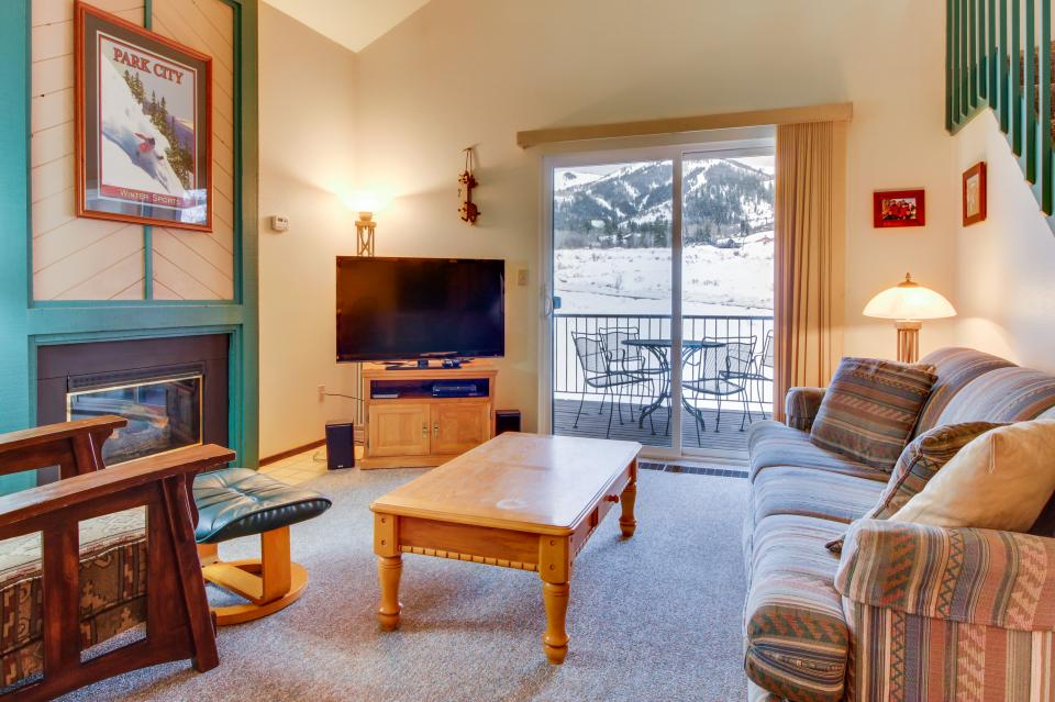 Red Pine Canyons View Condo - Park City Vacation Rental - Photo 4